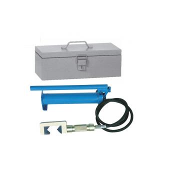 Prensa terminal hidraulico 3,5 Ton para terminal de 6mm a 400MM Marcon