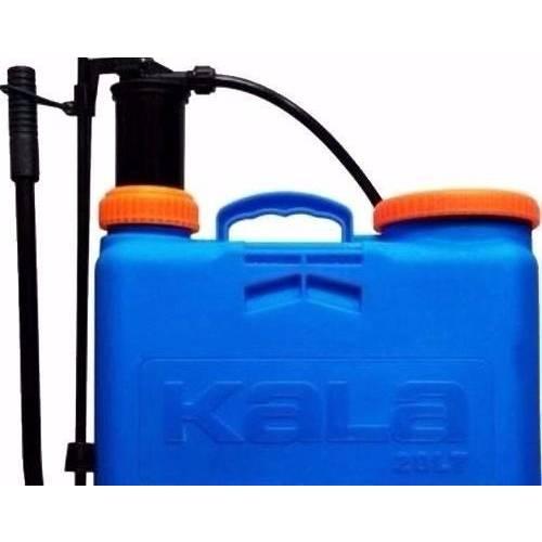 Pulverizador Costal Agrícola 20L Kala com Bico de Jato Regulável