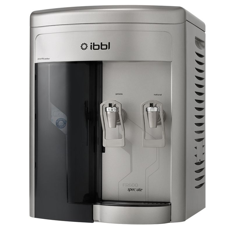 Purificador Refrigerador de Água FR-600 Speciale Prata 127v IBBL