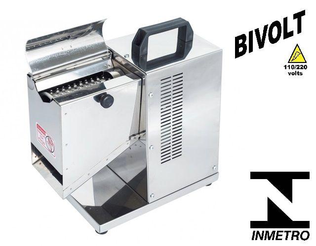 Ralador Triturador De Milho Verde Elétrico 1/4 CV Bivolt Botini B12M