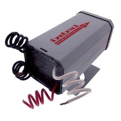 Reator Metálico 250w Af Externo Intral Para Lâmpada Plhilips