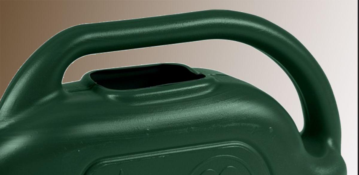 Regador de Plástico 10L Polietileno Alta Densidade Metasul c/Chuveirinho Removível