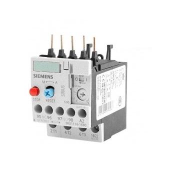 Rele Térmico 1,1-1,6A 3RU116 -1ABO Siemens