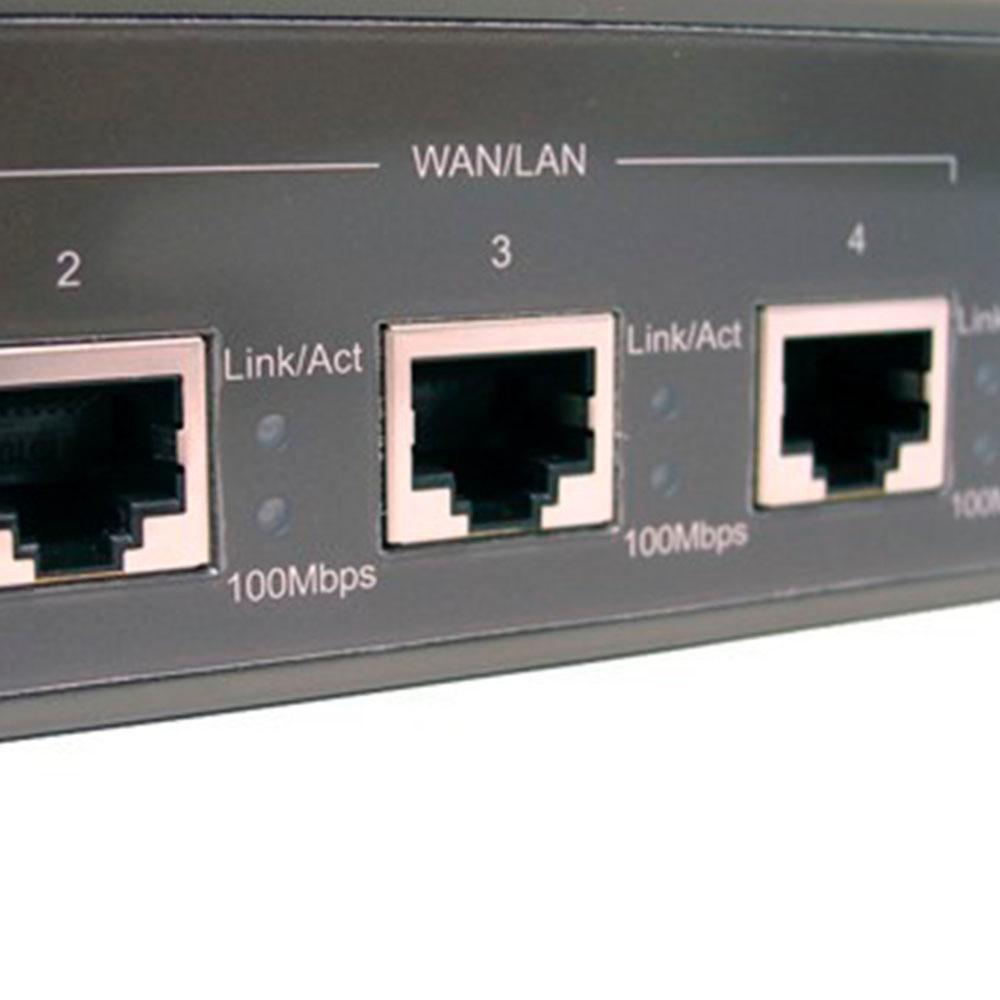 Roteador TP-Link Balanceador de Carga Broadband TL-R480T+