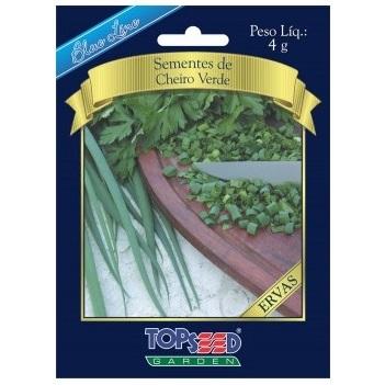 Sementes De Cheiro Verde 5g Topseed