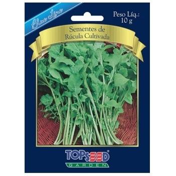 Sementes De Rúcula Cultivada 10g Topseed