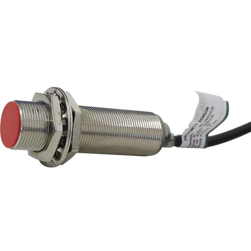 Sensor Indutivo M18 NA 220V 2 Fios I07743 Metaltex