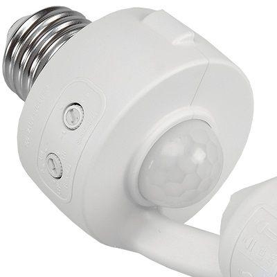 Sensor de Presença com Soquete E27 MPQ-40F Margirius