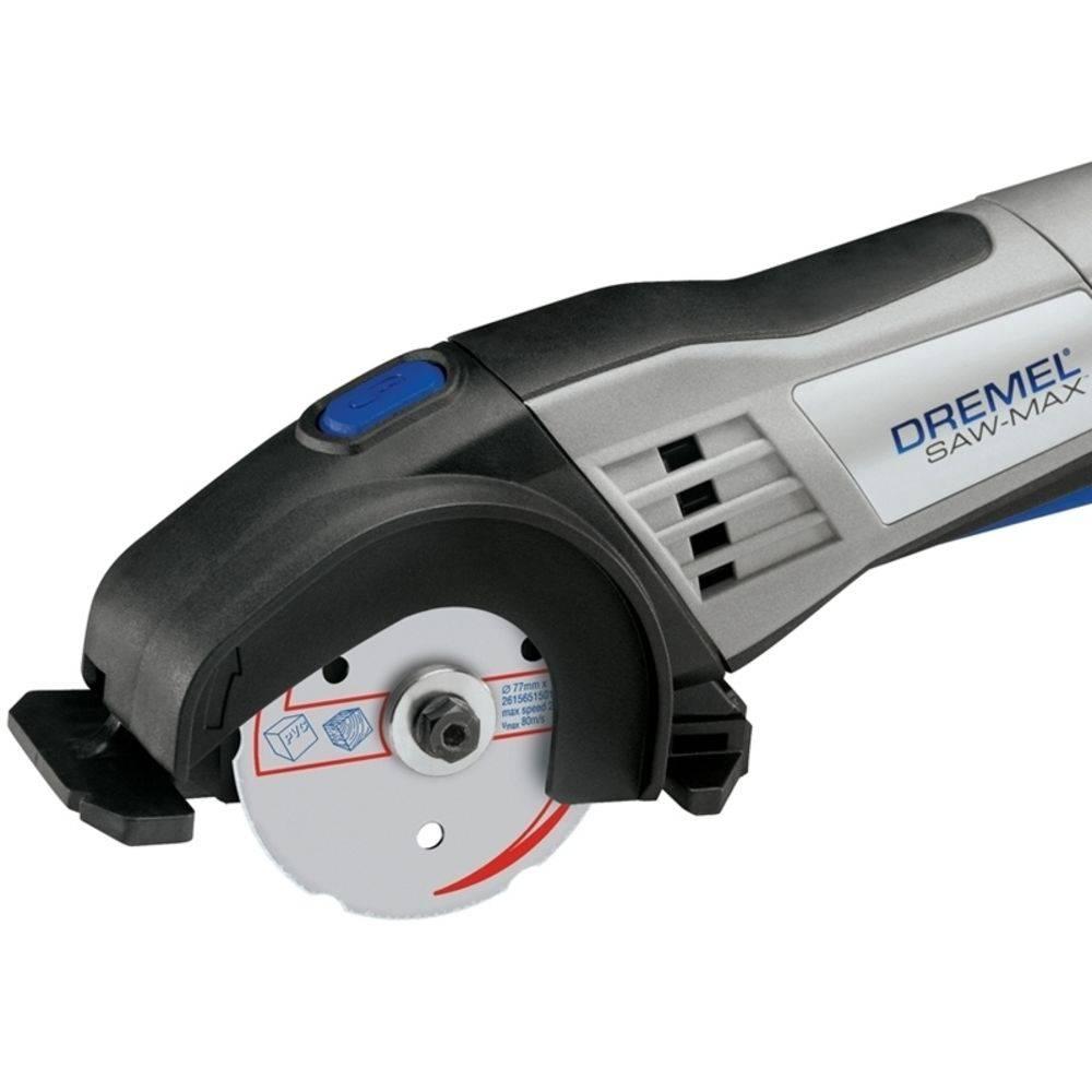Serra Multiuso 710W  Saw-Max Com Maleta e 4 Discos Dremel 127V