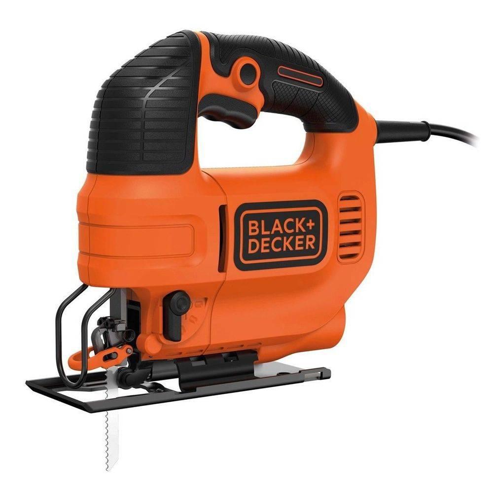 Serra Tico Tico Elétrica Black+Decker 550w 127v Ks701e-br