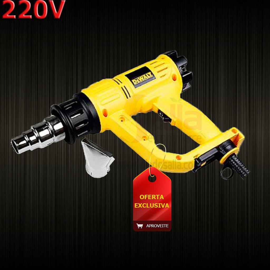 Soprador Térmico 220V D26411-B2 Dewalt