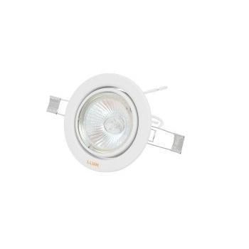 Spot de Embutir Dirigivel 8.5Cm  Bronzearte branco
