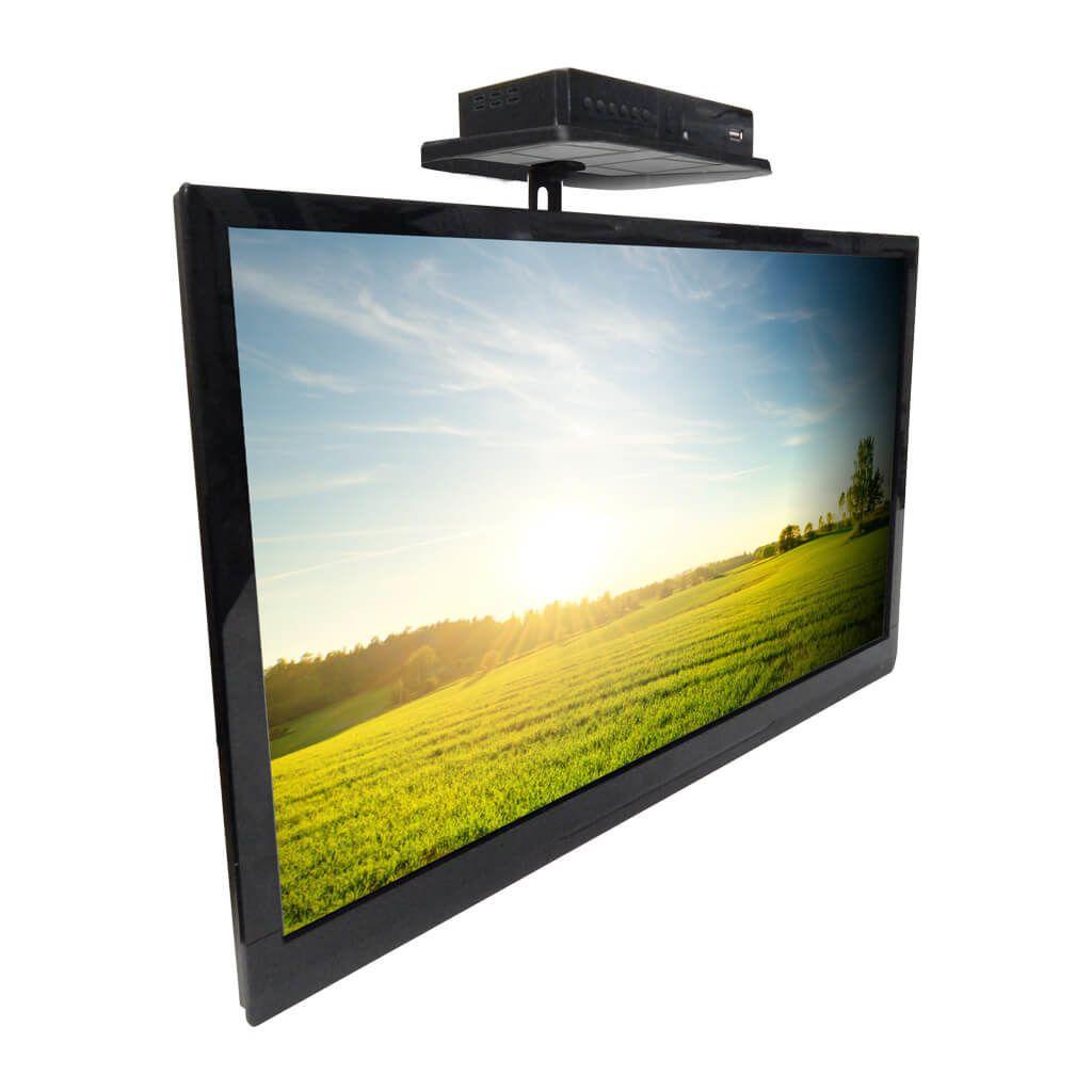 Suporte p/ Conversor Dvd ou decodificador ADVD178 Brasforma