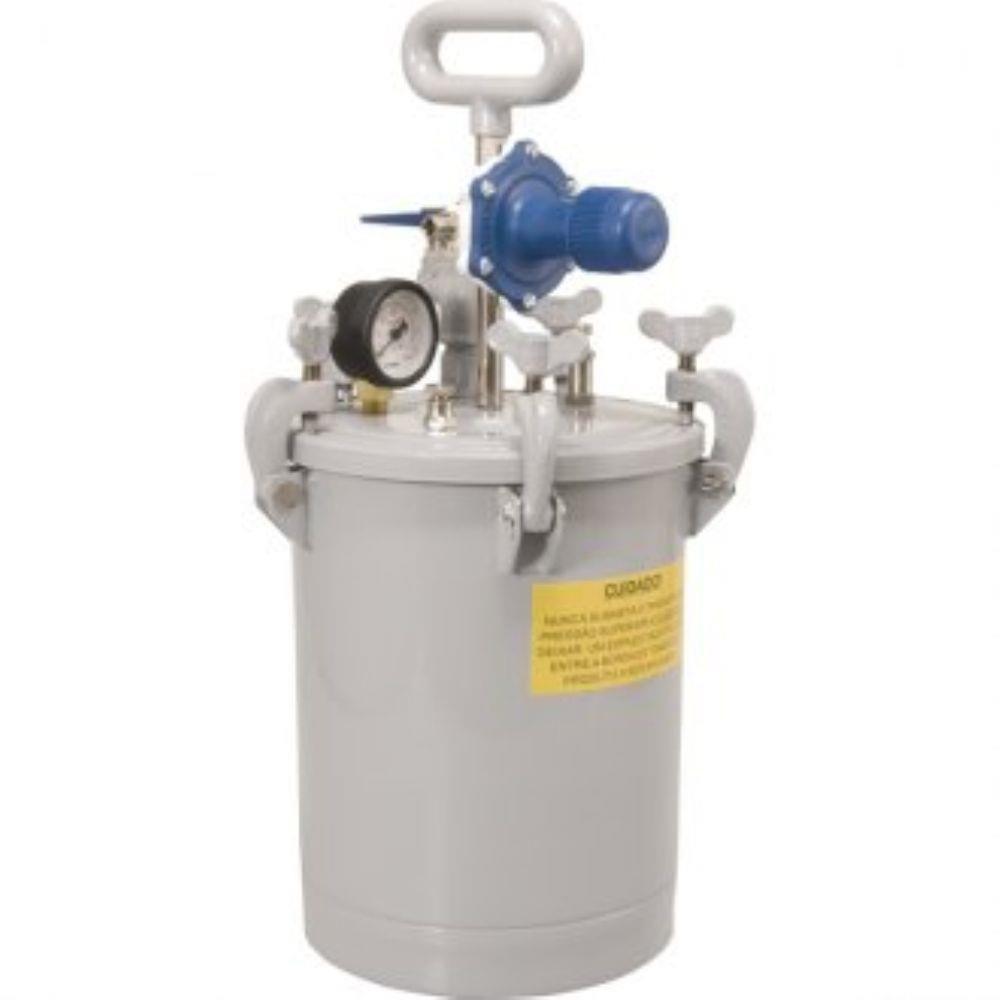 Tanque de Pressão  Arprex TP2 P/Pintura 7,2L. 2 Galões 30 psi