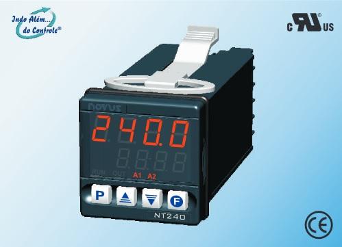Temporizador Programável Microp. NT240 Novus