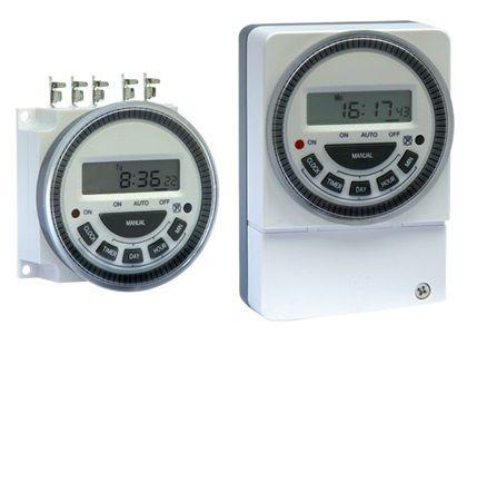 Temporizador Timer Interruptor Horário 110Vca Tm 619-1 Novus