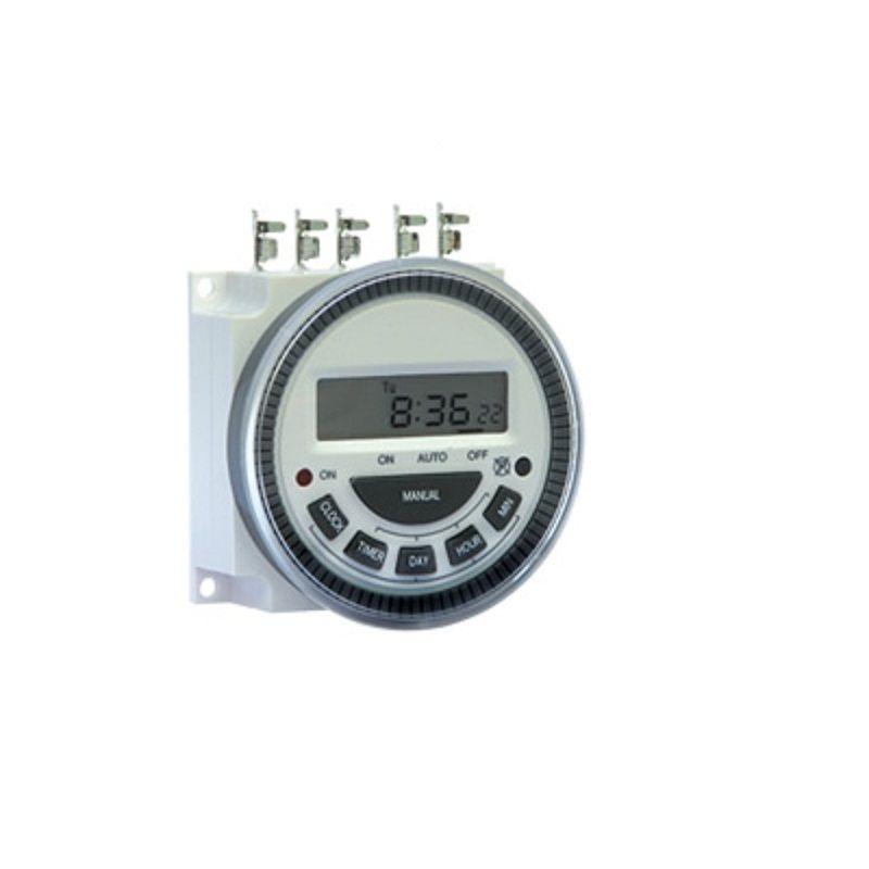 Temporizador Timer Interruptor Horário 220vca Tm 619-2 Novus