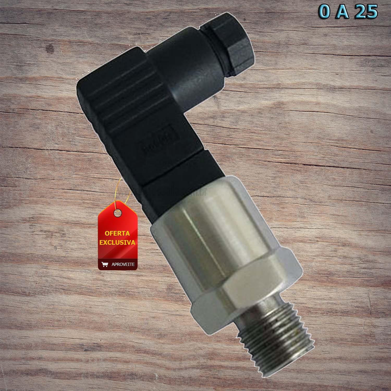Transmissor Pressão 0 a 20 Bar Np430D Novus