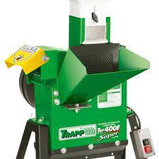 Triturador Forrageiro 2,0CV 110/200V TRF-400F Trapp