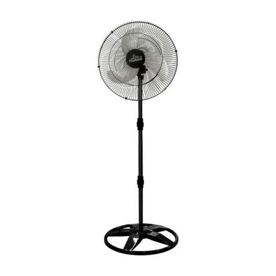 Ventilador De Coluna 60 Cm Preto Bivolt Venti-delta