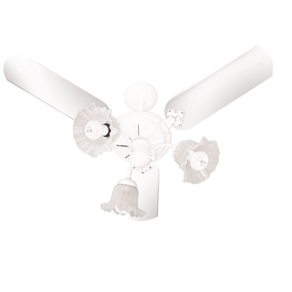 Ventilador New Beta 3 Pás Branco  127V