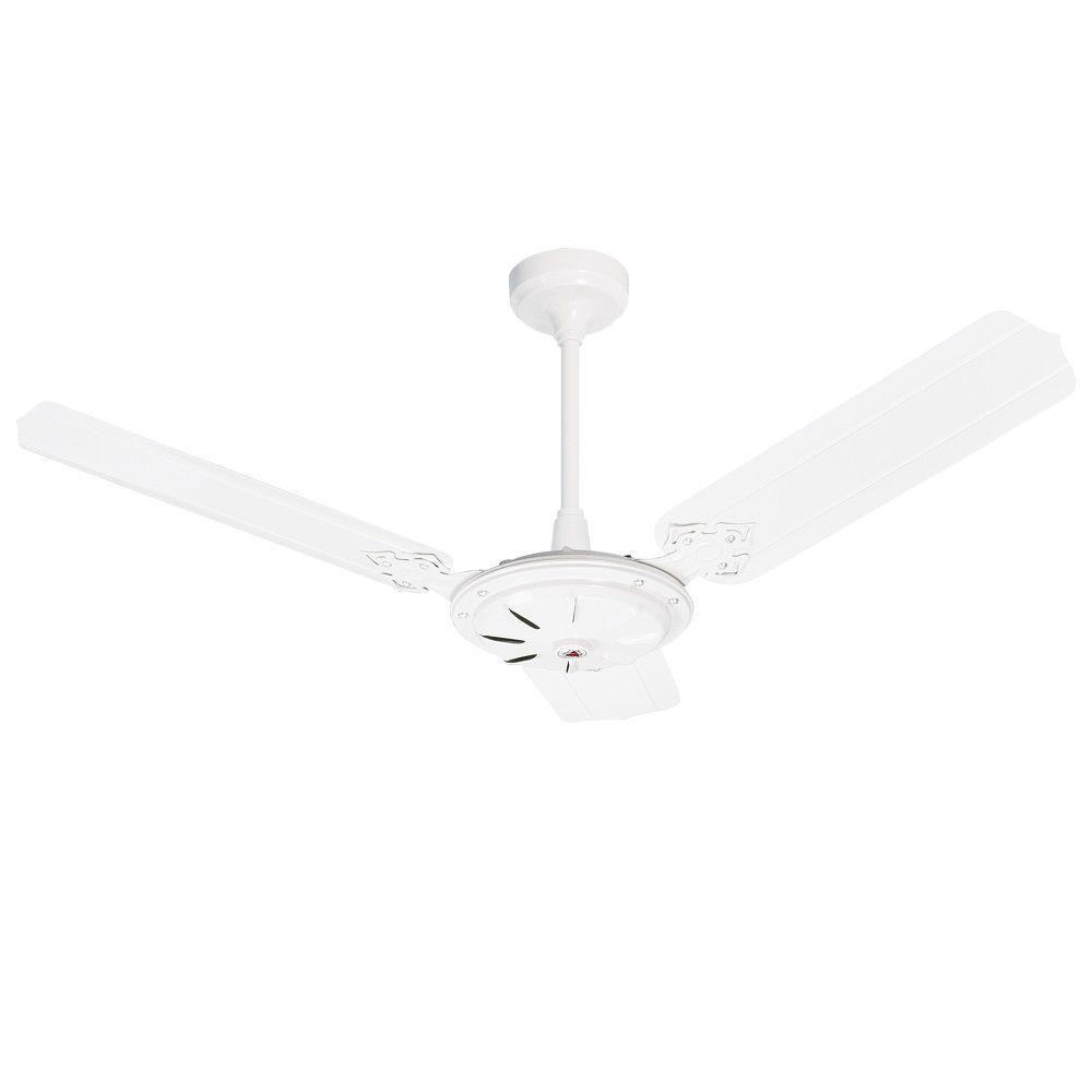 Ventilador Comercial New Eco Pás Branco 127V