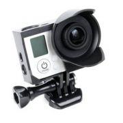 Armação Frame Com Viseira para GoPro Hero 3, 3+, 4