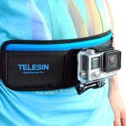 Bolsa Cinto Ajustável para Câmeras de Ação GoPro Hero SJCam Xiaomi