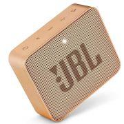 Caixa de Som JBL GO 2 Bluetooth Champagne