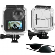 Caixa Estanque GoPro Max Case Housing Fechada Touch