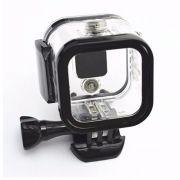 Caixa Estanque Redonda para Câmeras GoPro Session 4,5