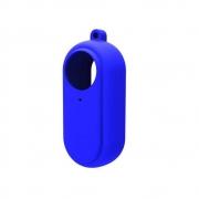 Capa de Silicone Telesin para Insta360 Go 2 - Azul