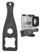 Chave de Aperto para Proteção para Câmeras de Ação GoPro Hero SJCam