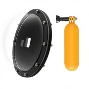 Dome Para Câmera GoPro Hero 8 Black - Meu Dome