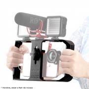 Estabilizador para Celular / Flash / Microfone/ Smartphone - Ulanzi U-Rig Pro