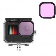 Filtro Mergulho Magenta para GoPro 9 e 10