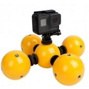 Flutuador Telesin Bobber Boia Bolas para Câmeras GoPro Sjcam