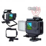 Frame Moldura Case para  GoPro 9 Black