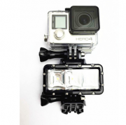 Luminária Pro Led Light Flash para GoPro Hero 3+