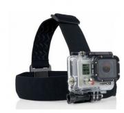 Suporte de cabeça head para Câmeras de Ação GoPro Hero SJCam Xiaomi
