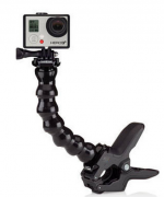 Kit Suporte Flexível Garra Jaws Flex Clamp Mount Acmpm-001 Hero 2-6