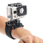 Suporte Punho Pulso para Câmeras de Ação GoPro Hero SJCam Xiaomi