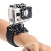 Suporte Punho Pulso para Câmeras de Ação GoPro Hero SJCam