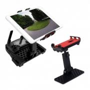Suporte Tablet e Celular para Controle DJI Spark e Mavic (Pro / Air / 2 / Mini)
