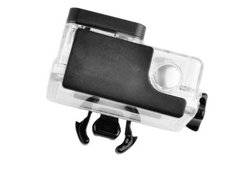 Estanque Caixa Go Pro Case Housing Skeleton + tampa extra  3,4