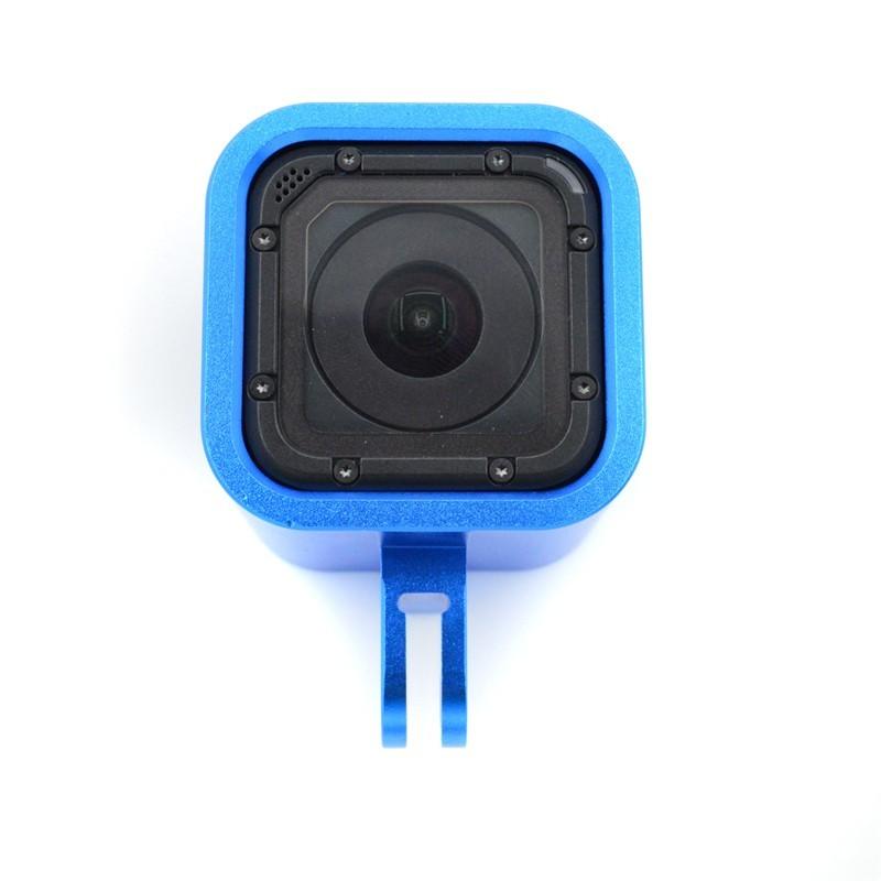 Frame Armação para GoPro Session 4,5 - azul