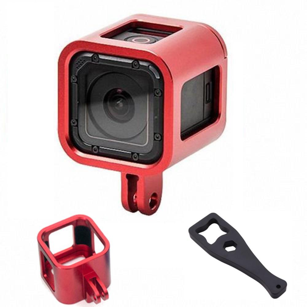Acessórios GoPro Frame GoPro Session 4,5 - vermelho