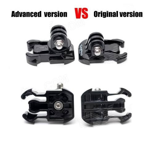 Adaptador Buckle Quick Release Go Pro 360º Hero 2-6