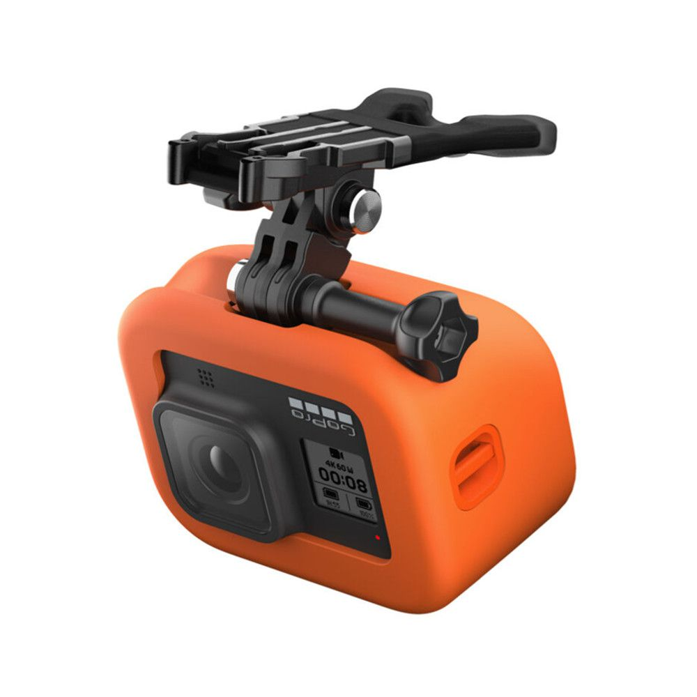 Adaptador Bocal - Bite Mount+Boia- ASLBM-002-Original GoPro Hero 8