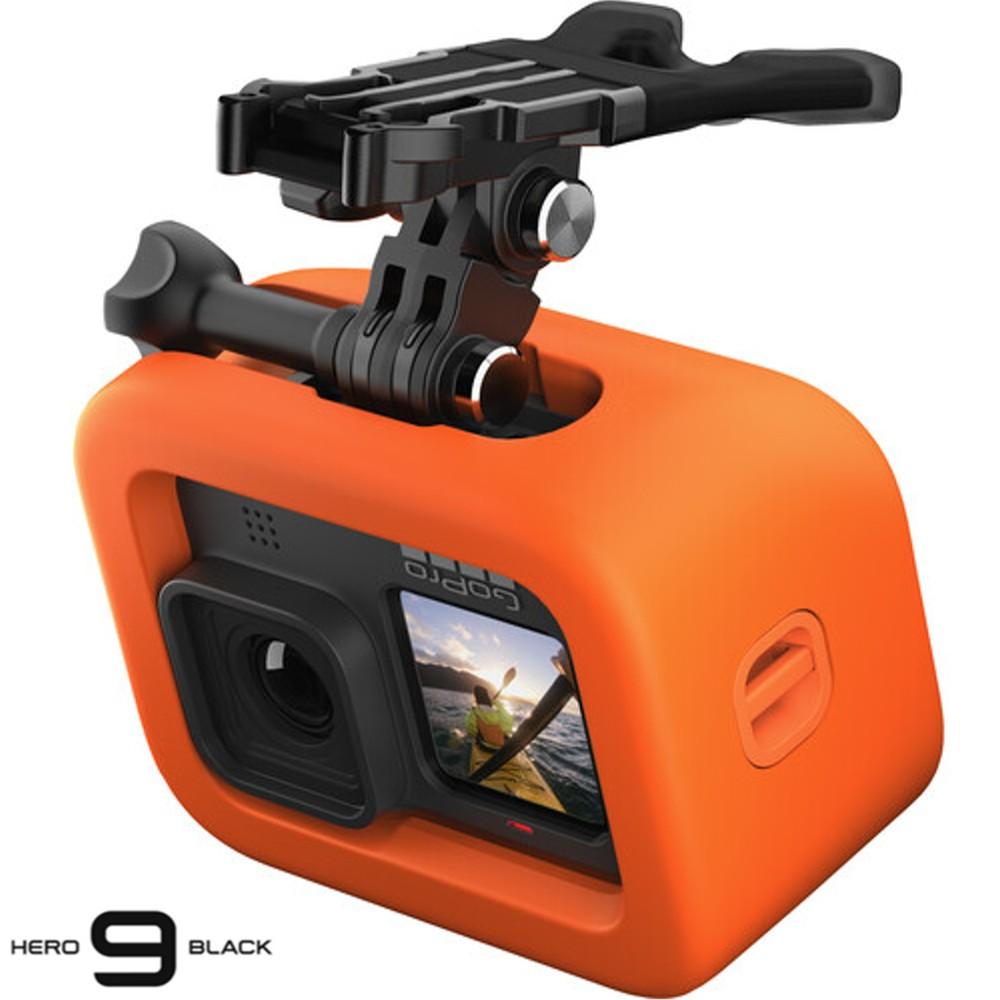 Suporte Bocal - GoPro 9 e 10 Bite Mount+Boia Original  ASLBM-003